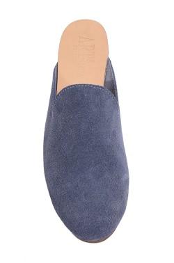 Jeans Coloured Slipper for Women