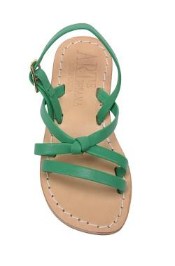 Sandali Marianna color verde